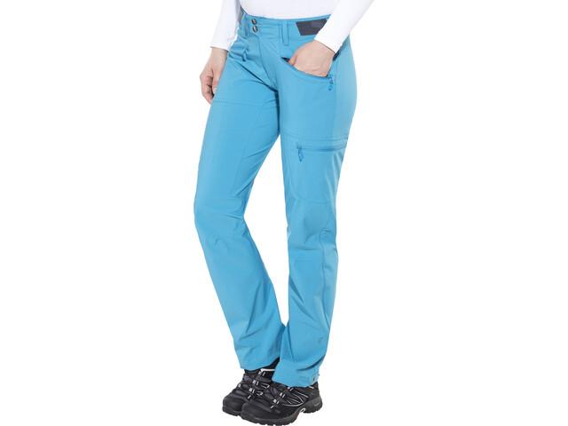 9d918649 Norrøna W's Falketind Flex 1 Pants Blue Moon | Gode tilbud hos ...